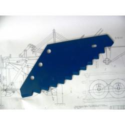 Нож кормосмесителя Dobermann Storti (Доберман Сторти)