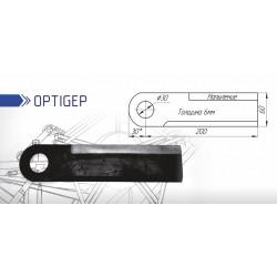 Нож кукурузной жатки OPTIGEP