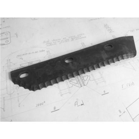 Нож измельчителя ИРК-145.03.00.401